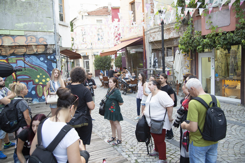 """Овладей светлината"" – портрети в градска среда с Godox и Dynaphos | Пловдив"